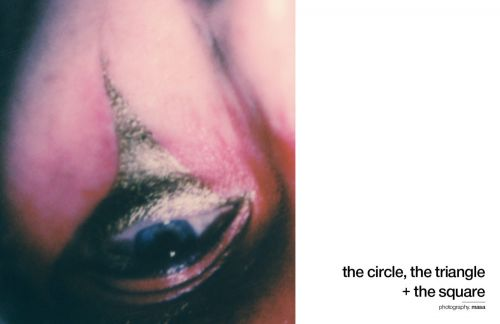 The circle, the triangle + the square