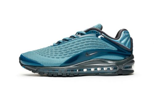"Nike Wraps Air Max Deluxe in ""Celestial Teal"""