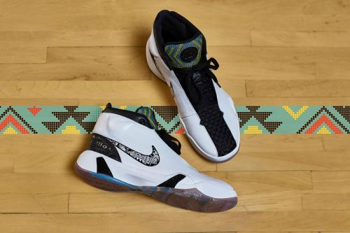 Tinker Hatfield Designs Two New Silhouettes for Nike's N7 Collection