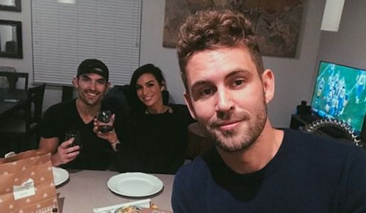 """Nick Viall Says Ashley Iaconetti and Jared Haibon's Chemistry Is """"Annoyingly Cute"""""""