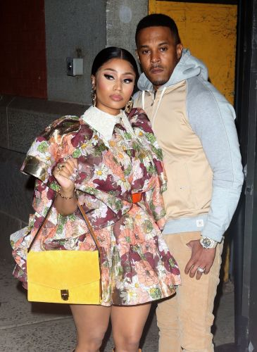 Proud Parents! Nicki Minaj and Husband Kenneth Petty Welcome Baby No. 1