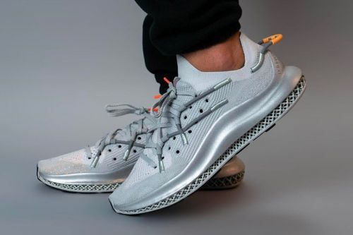 The IIM 4D Is the Latest Innovation of adidas' 4D Technology