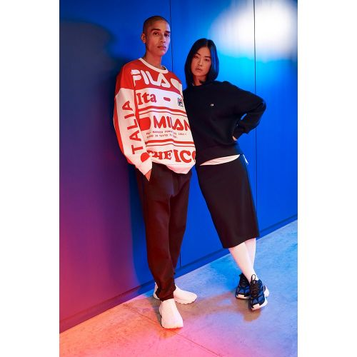 See Now, Love Now, Buy Now: Fila's SS20 Collection Is Ready To Shop, Straight from The Milanese Catwalk