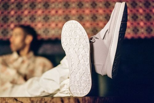 """Clarks Originals Debuts New Seven Silhouette in """"How To Wear"""" Campaign"""