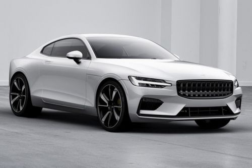 Picture This: You Can Now Buy the Polestar 1 With Photography, Art, Sculptures, and More