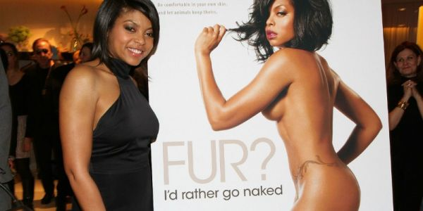 Unhidden Figures! Taraji P. Henson's Nearly Nude Pics On Instagram Are Awe-Inspiring