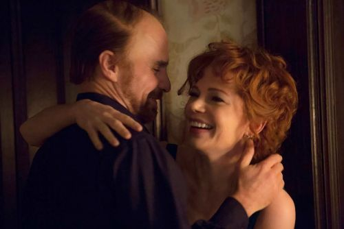 'Fosse/Verdon' star Michelle Williams on the cheating, oversexed legend