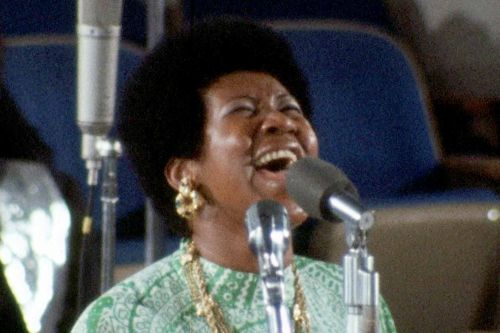Aretha Franklin shed 'blood, sweat and tears' for 'Amazing Grace'