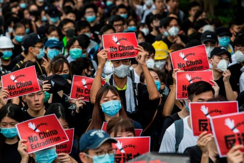 Nike Cancels UNDERCOVER Sneaker Release in China Amid Hong Kong Protests