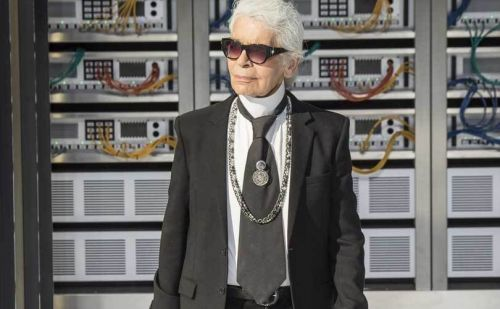 Timeline: A look into Karl Lagerfeld's long career