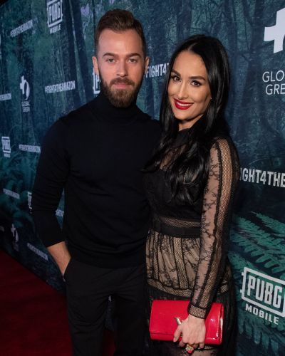 Artem Chigvintsev's Parents Hint at Him Having Kids With GF Nikki Bella: 'Babies Over Marriage'