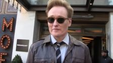 Conan O'Brien Roasts White House For Releasing Its Own 'Comedy Videos'