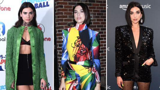 Dua Lipa Is the Queen of Effortlessly Chic Street Style and Classy Red Carpet Looks: See Her Best Outfits