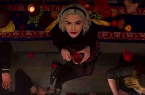 Embrace your dark side with the new Chilling Adventures of Sabrina trailer
