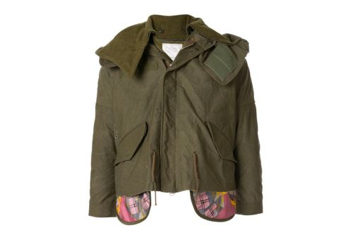Each of READYMADE's Cut Fishtail Parka Jackets Are One-Of-A-Kind