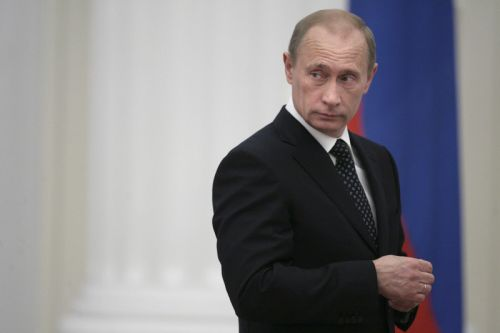 "Vladimir Putin Says Kremlin Should ""Take Charge"" of Rap"