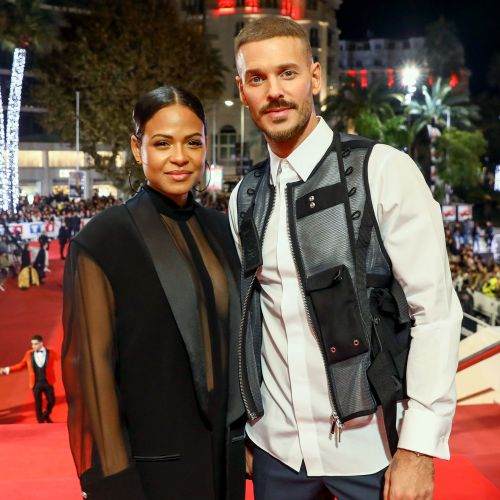 He's Here! Christina Milian Gives Birth, Welcomes Son Isaiah With Boyfriend Matt Pokora