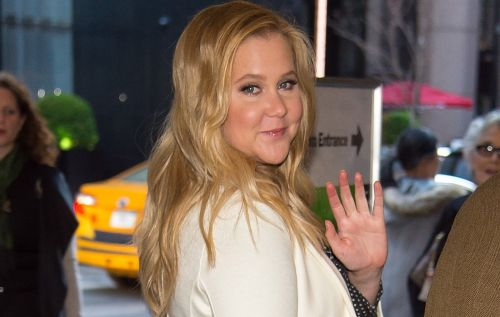 Woah, Baby! Amy Schumer Announces She's Pregnant In The Best Way