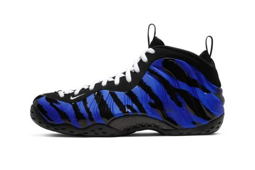 """Nike Is Set to Give the Air Foamposite One """"Tiger Stripes"""" PE a Wider Release"""