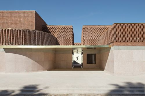 Yves Saint Laurent Marrakech Museum Fuses the Best of French and Moroccan Design