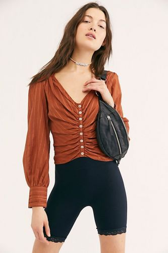 The $78 Free People Blouse I'll Be Dressing Up and Down All Summer Long