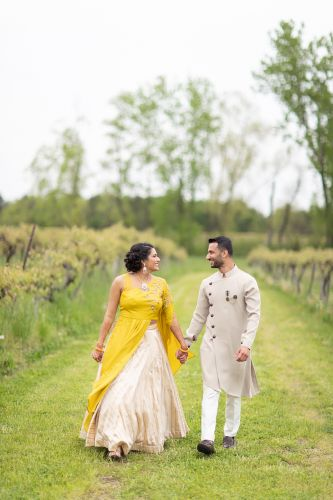 Rachna + Mihir Michigan Wedding Photography by Something Blue Photography