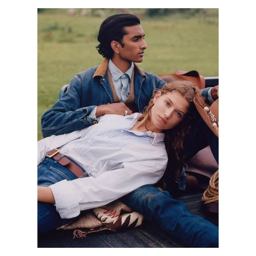 Denim on Denim: Polo Ralph Lauren Celebrate The Power of a Great Pair of Jeans