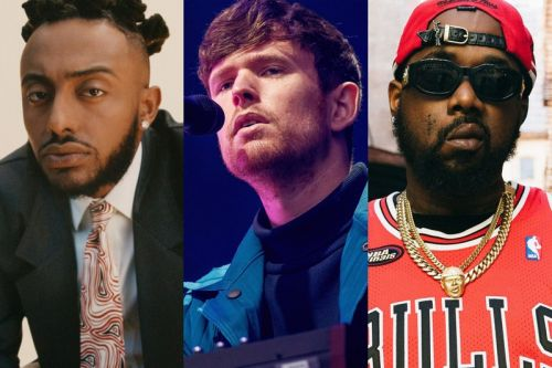 Best New Tracks: Aminé, James Blake & Flatbush Zombies, Bon Iver, Conway The Machine & More