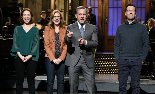 'The Office' Had A Mini-Reunion On 'SNL' And It Was Hard Not To Love