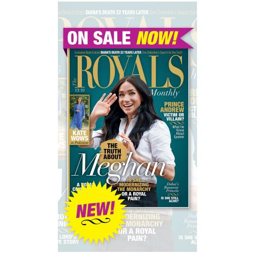 'Royals Monthly' Magazine Gives Insight Into Royal Families Around the World: Duchess Meghan and More!
