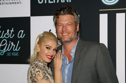 Someone Photoshopped Gwen Stefani and Blake Shelton Together As Teens and It's Literally Too Cute