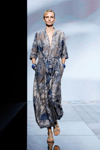 Giorgio Armani: Ready-to-Wear SS21