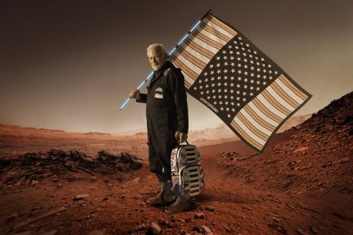 Buzz Aldrin is now designing accessories