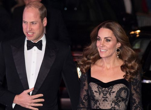 Will and Kate's Christmas TV Special Looks Royally Delightful