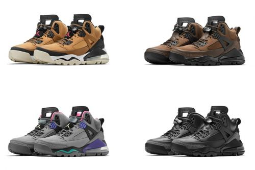 """Jordan Brand's Holiday 2020 """"Modern"""" Collection Introduces the Spiz'ike 270 Boot"""