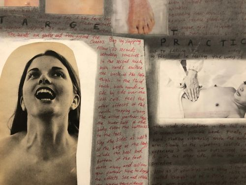 Collages Exploring What Womanhood Means Today