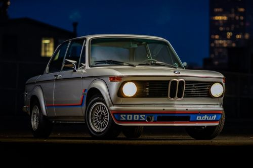 Near-Perfect 1974 BMW 2002 Turbo Is up for Grabs