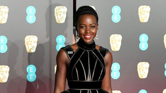 Celebrities Wore Black to the BAFTAs in Support of Time's Up