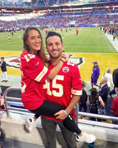 Jade and Tanner Tolbert Admit They've 'Never Watched a Single Episode' of Their 'Bachelor' Seasons