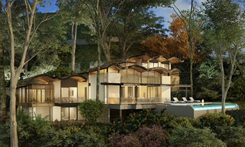 New Luxury Villas Offer Safe Haven In Eco Paradise
