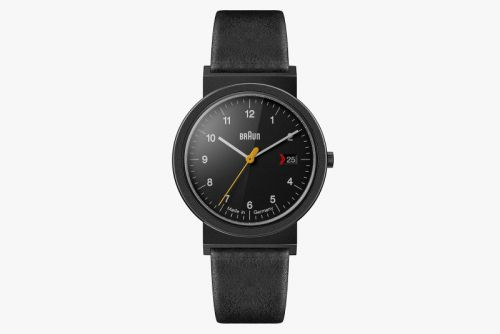 "Braun Updates Classic AW 10 Watch With ""EVO"" Edition"