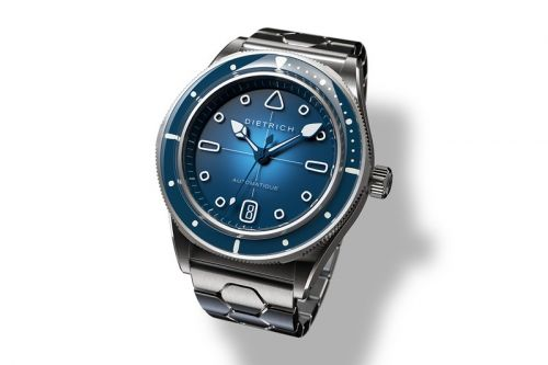 Dietrich Watches Drops the Skin Diver SD-1 Collection