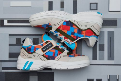 Adam Lister & Sergio Tacchini Unveil Limited Edition POWER Sneaker