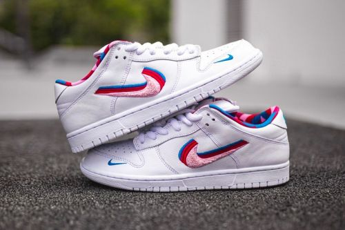 The Parra x Nike SB Dunk Low Collaborative Sneaker Gets Release Date
