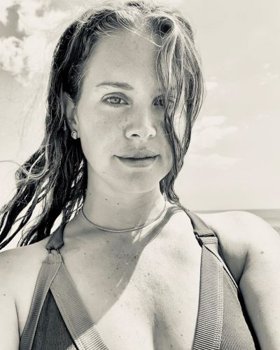 Lana Del Rey shares a new spoken word piece, patent leather do-over