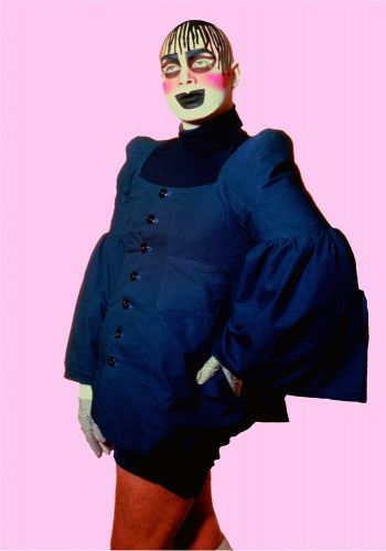 Photos of Nightclub Legend Leigh Bowery, Taken by His Close Friend
