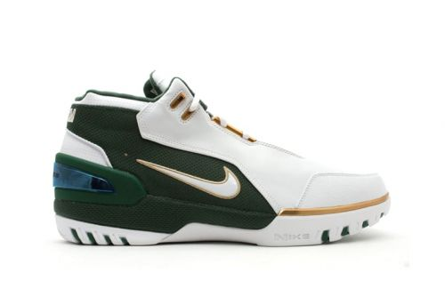 "LeBron's Nike Air Zoom Generation ""SVSM"" Will Release in 2018"