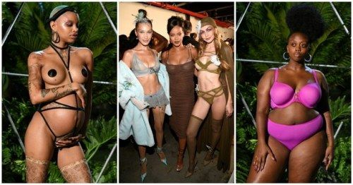 Savage X Fenty Was Everything the Victoria's Secret