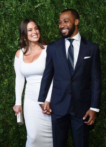 Ashley Graham's Husband Justin Ervin Designed a 'Beautiful' Push Present With George the Jeweler