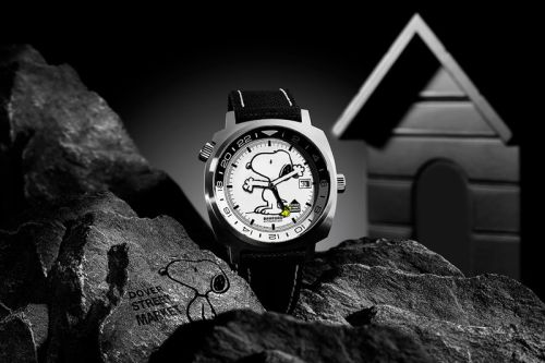 Dover Street Market x Bamford London Drop Snoopy GMT Limited Edition